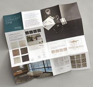 <span>Product Brochure</span><i>→</i>
