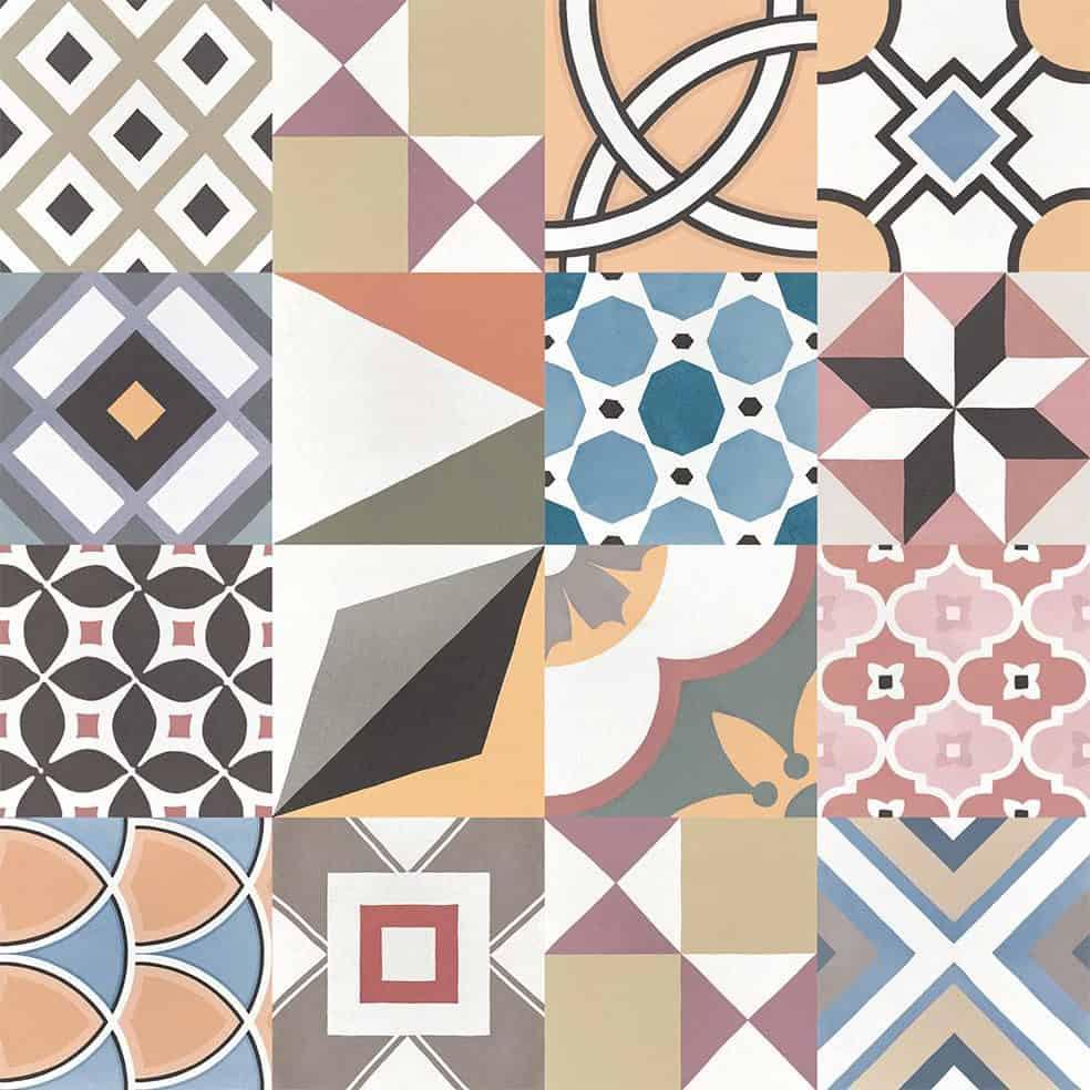 Techtile London Vintage Tiles